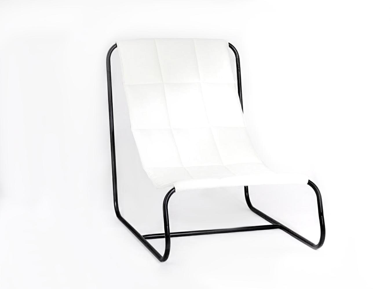 minimalistinen lepotuoli / minimalistisk vilstol